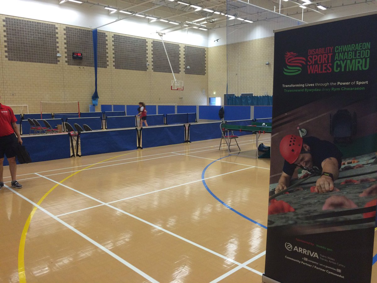 Doors are open, join us at Ebbw Vale LC...