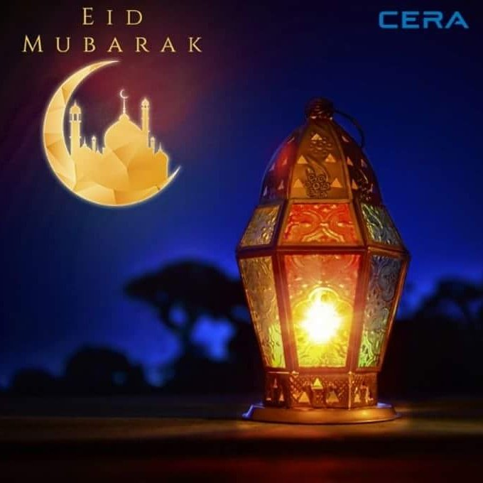 #CERA wishes everyone abundant joy and happiness #EidMubarak <br>http://pic.twitter.com/qVHrbMpU6G