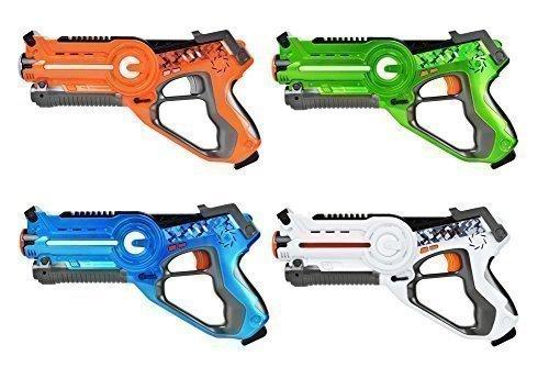 Laser Tag Set for Kids Multiplayer 4 Pack https://t.co/HuMDblmRe2 #Las...