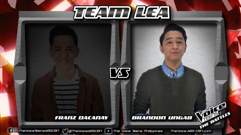 Congratulations, Brandon! You are still part of Team Lea, and kitakits...