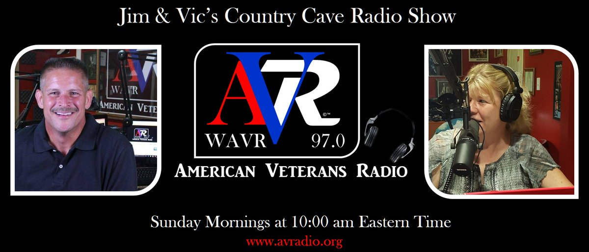 Join the fun with @DJDocJim &amp; @DJVickiLynn&#39;s #Country Cave Show Tune in 10am ET  http:// avradio.org  &nbsp;     #apps  http:// bit.ly/1FyeoRx  &nbsp;  <br>http://pic.twitter.com/wrPmJAh9j6