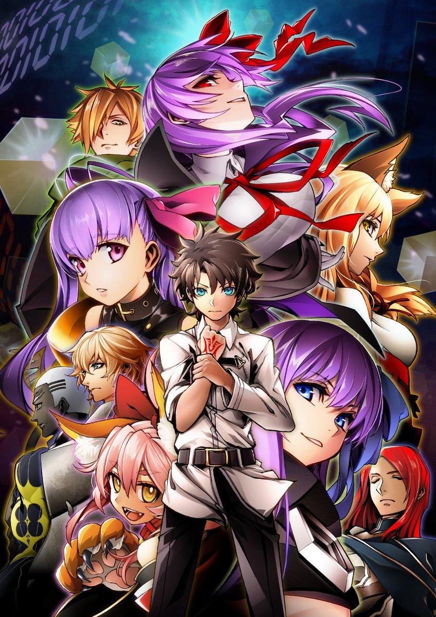 「 Fate/Grand Order 」より、「 Fate/EXTRA-CCC 」とのコラボイベントで活躍したキャラクター達を描いてみました。 あのお話が大好きで、何度もマテリアルで読み返しています(^ワ^*)