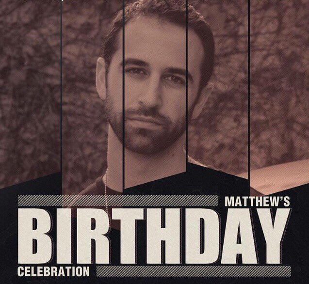 Brave&#39;s Pls join me in Wishing Matt a very #HappyBirthday today! We hope yr day is &quot;Amazing&quot; &amp; yr year ahead is filled w/much cont success <br>http://pic.twitter.com/toCLqzbZJ5