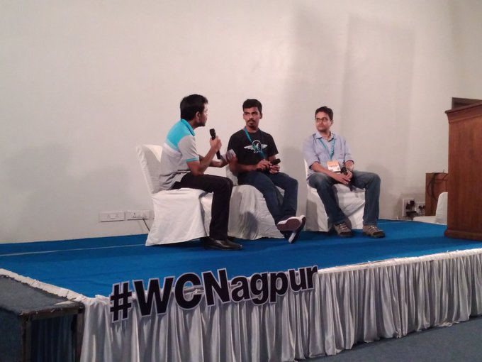 WPNagpur - Panel Discussion