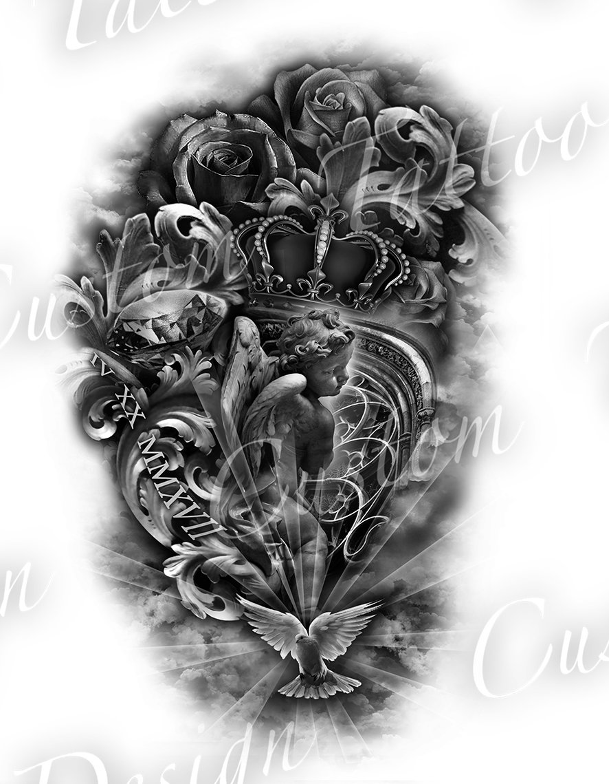 Columbus Custom Tattoo Designs: Customtattoodesigns (@CustomTattoos_)