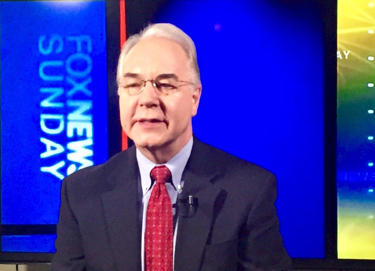 Joining @FoxNewsSunday and @CNNSotu this #SundayMorning to talk #healt...