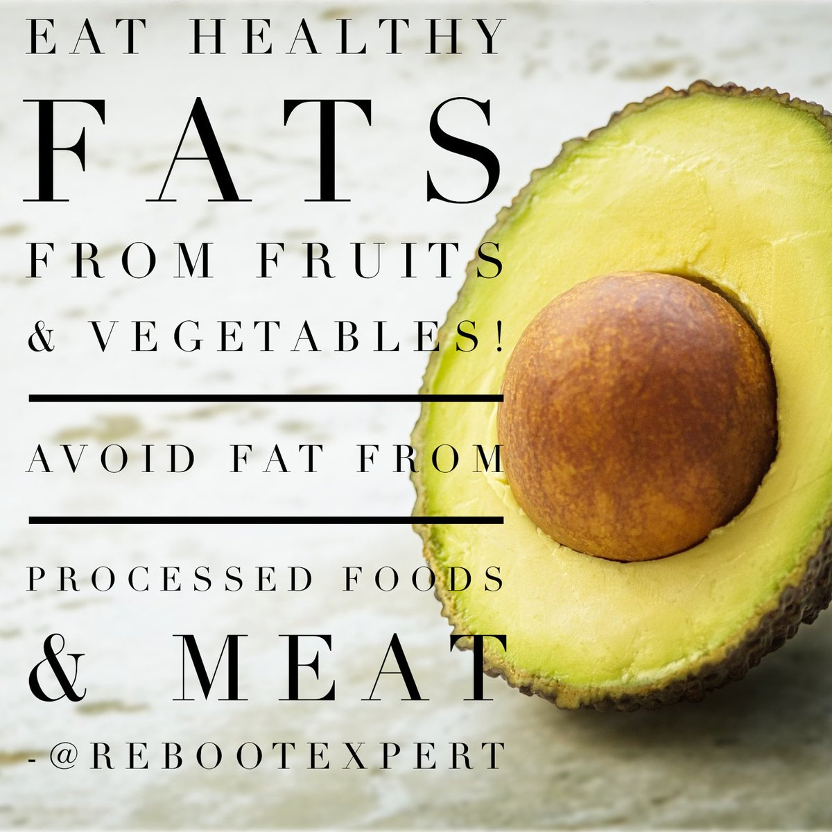 Are you eating #healthy fat from plant sources and NOT from #ProcessedFoods and #Meat? #CleanEating #Unprocessed #Healthy #Health<br>http://pic.twitter.com/uDkeeNrHfp