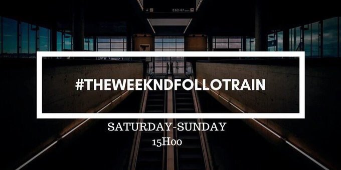 RT Follow all RTs Gain 300 followers  #TheWeekndFolloTrain  #TheWeekendFolloTrain<br>http://pic.twitter.com/7C1d6PmI5A