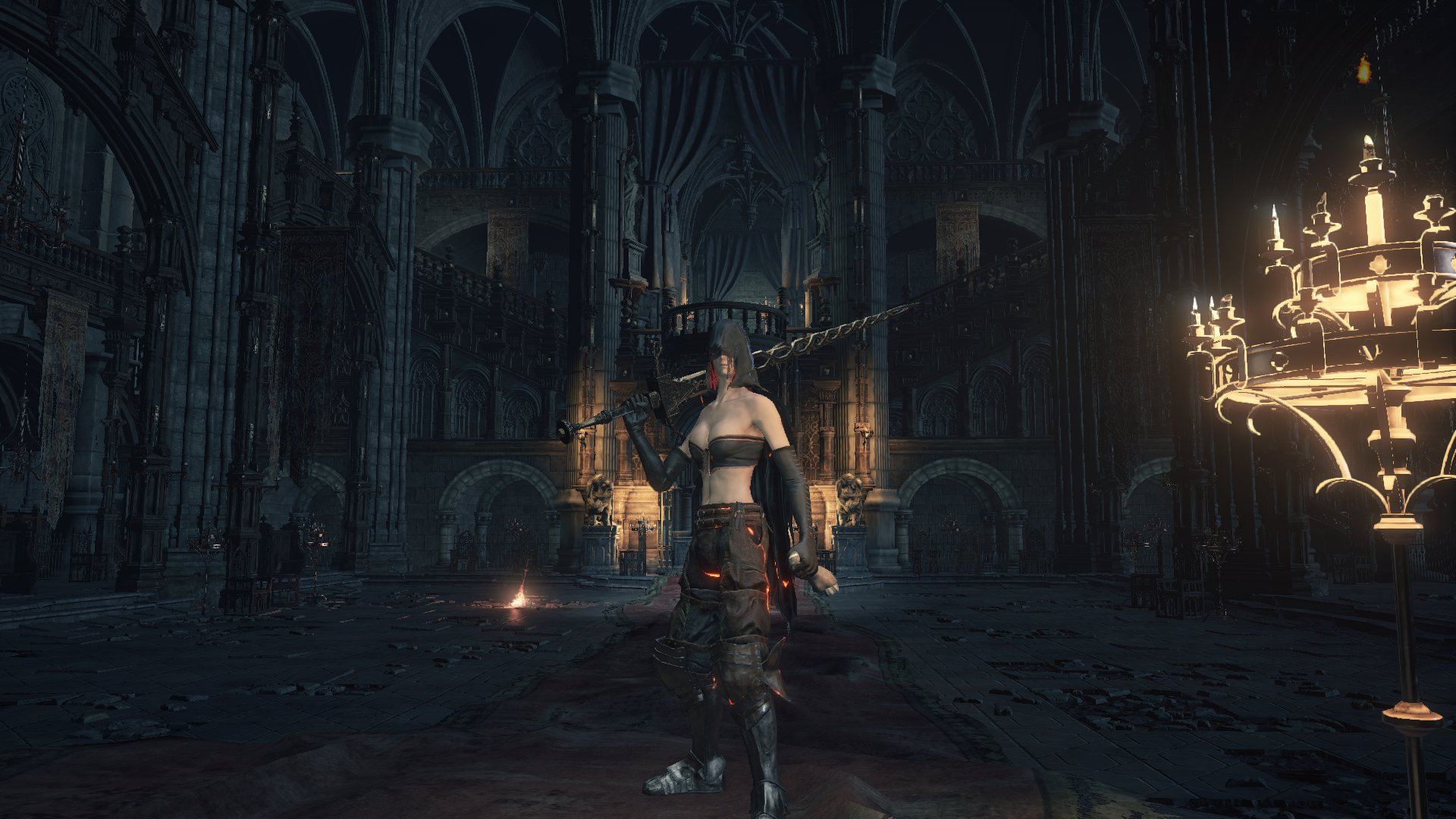 10 DIFFERENT FEMALE FASHION SOULS CHALLENGE (X-Post from r