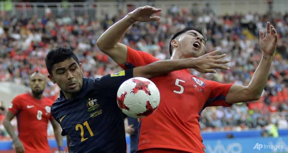 Football: Chile book Portugal clash at Confederations Cup https://t.co/aD7W57XenO