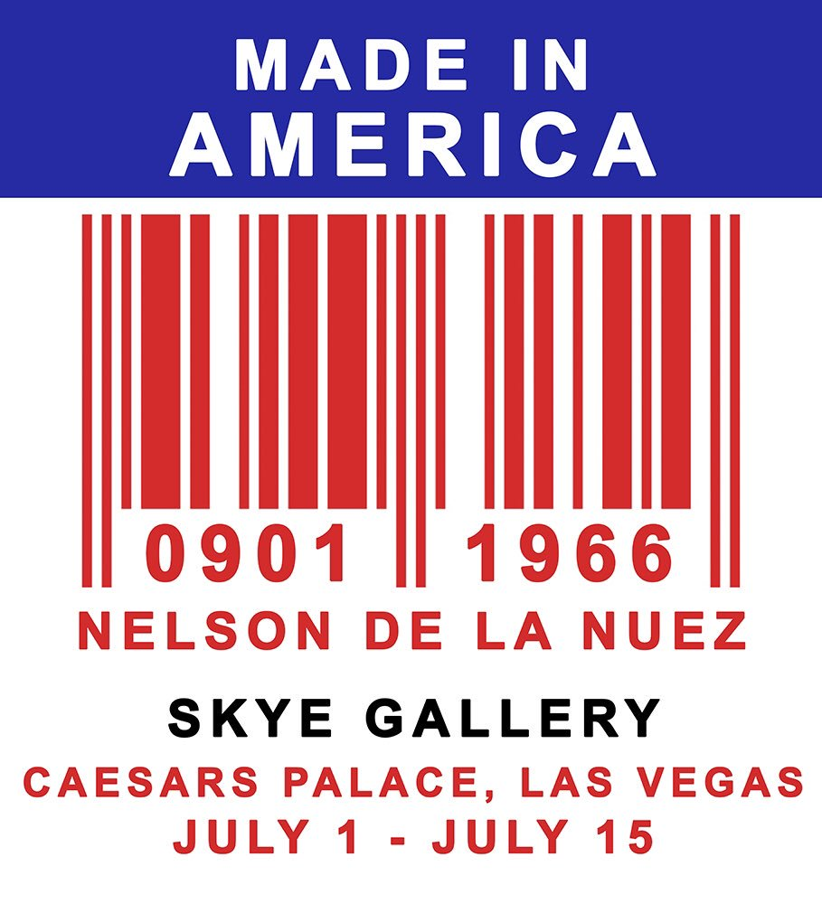 Working on press today &amp; this week 4 huge @SKYEArtgallery @kingofpopart show #MadeinAmerica July1st @CaesarsPalace Who&#39;s coming? #vegas <br>http://pic.twitter.com/MzdcbonwaV