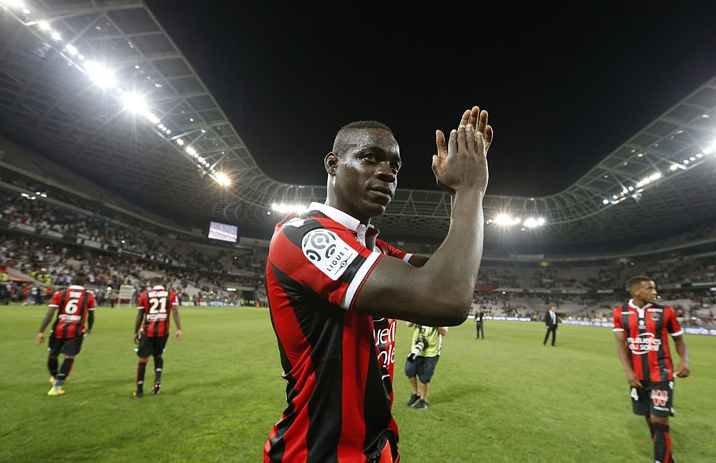 OFFICIAL: Nice have confirmed that Mario Balotelli has extended his st...