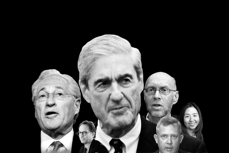 This is Robert Mueller's dream team for the Trump-Russia probe https://t.co/uyO69JlE5d