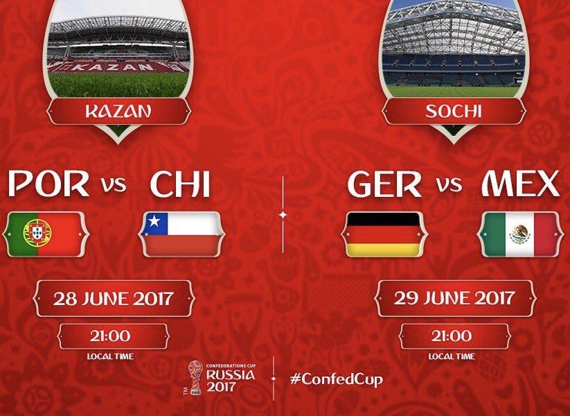 DIRETTA Calcio: Portogallo-Cile Streaming, Germania-Messico Rojadirecta, dove vederle. Venerdì Germania-Spagna