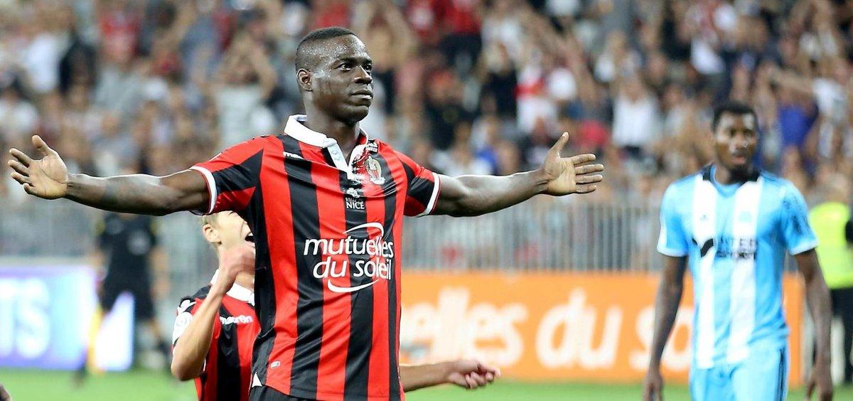 Mario Balotelli prolonge de deux ans son contrat avec l'OGC Nice https...