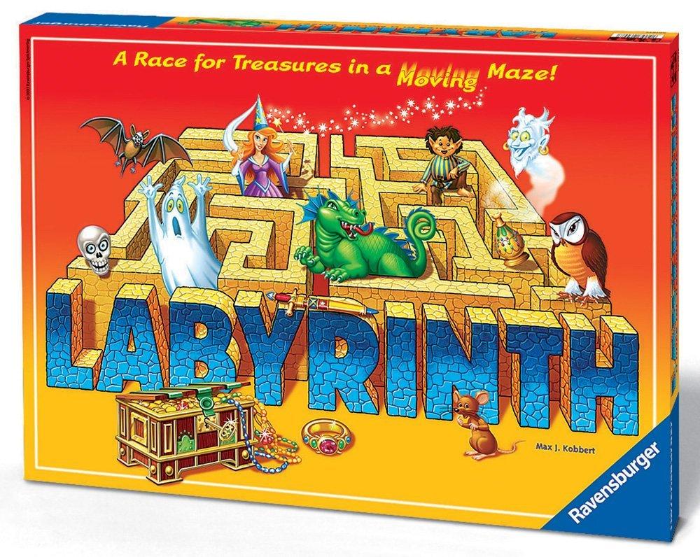 Ravensburger Labyrinth https://t.co/vOlQNz4PuS #GameNight #BoardGames...