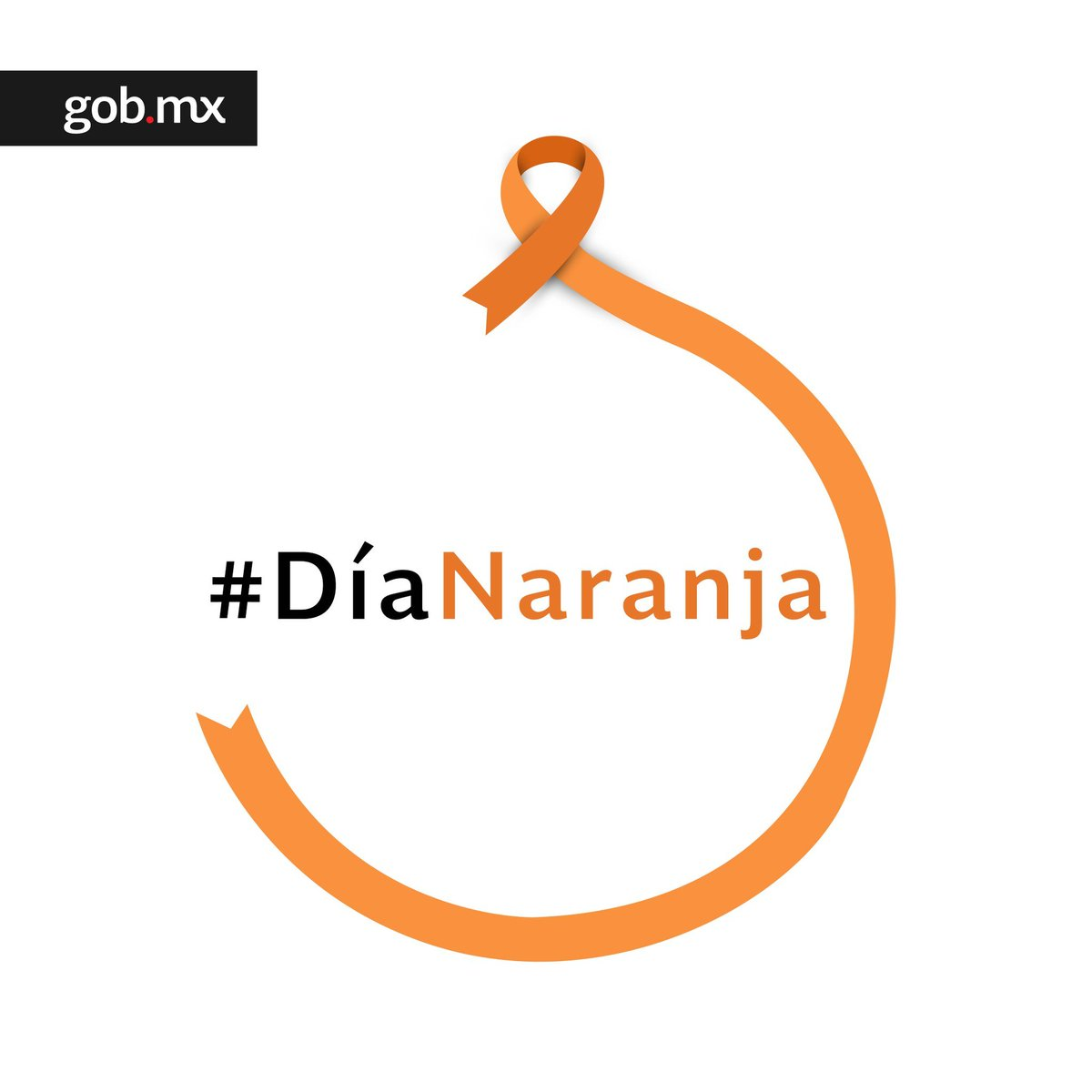 Recuerda que HOY es el #DíaNaranja. ¡Únete contra la violencia hacia m...