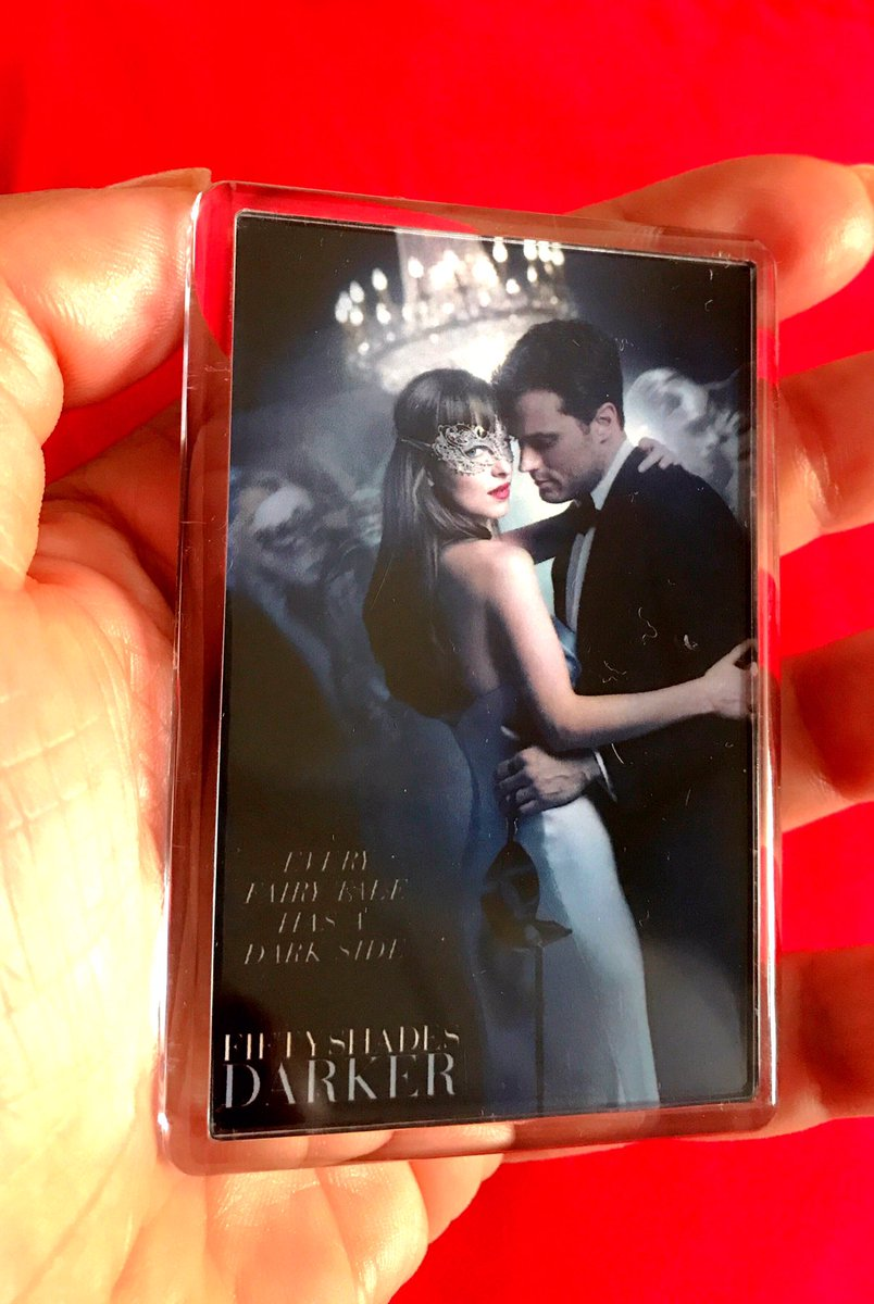 @E_L_James *GIVEAWAY* Celebratibg the release of #FSD on DVD, retweet and follow for a chance to win this #FiftyShadesDarker magnet  <br>http://pic.twitter.com/OcTjeJKc0A