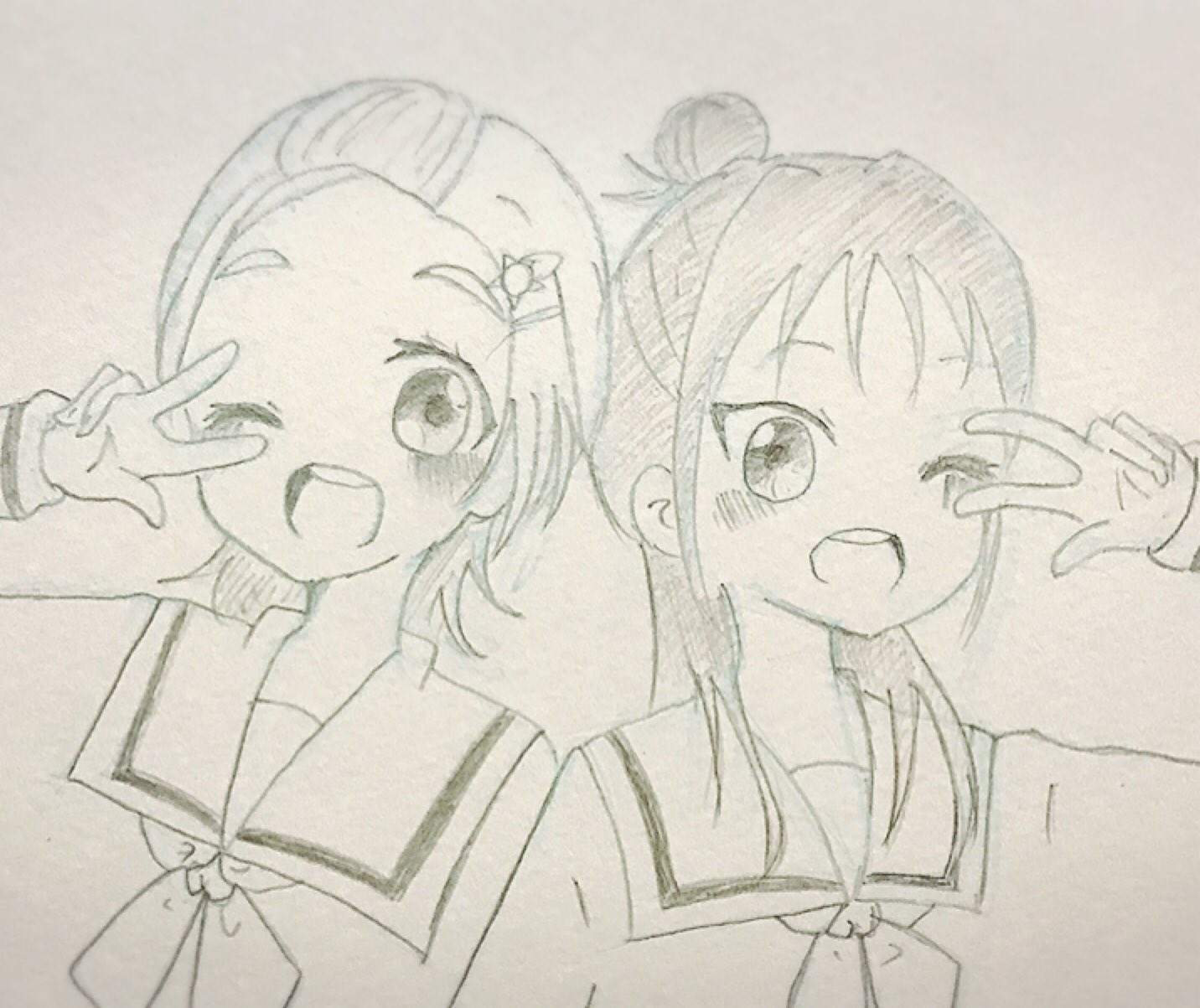 羽音(ハノ)。.ʚɞ .。 (@choco_395)さんのイラスト