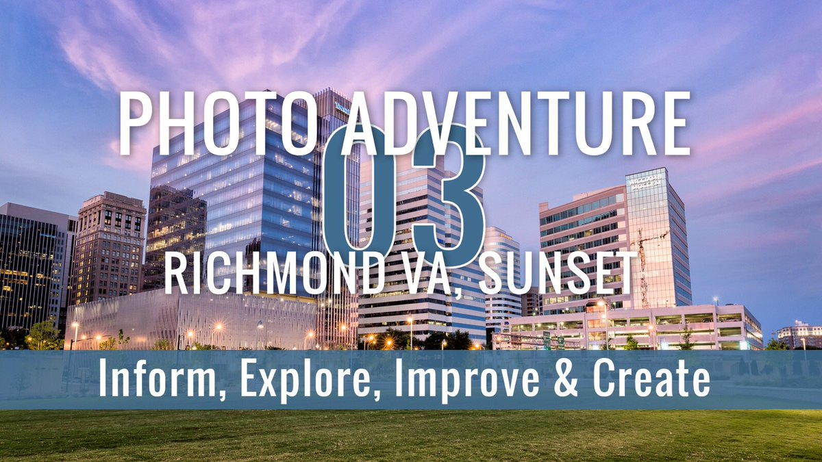 Check out my very short 3rd #vlog from downtown #Richmond #Va, it was a beautiful #sunset #YouTube  https:// youtu.be/nEeRdLwU6WY  &nbsp;  <br>http://pic.twitter.com/UxIj2oSnGl