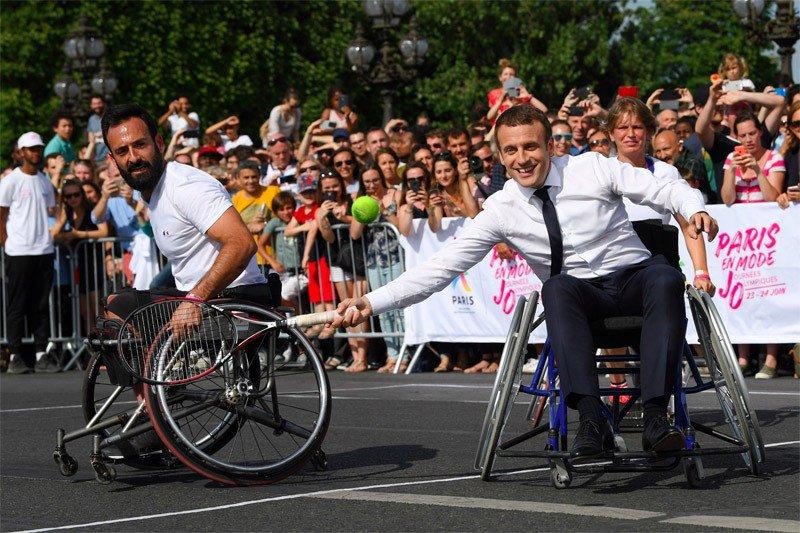 test Twitter Media - Poll Shows 73 Percent In France Support #Paris2024 Olympic Bid https://t.co/9Ty4Lmb317 https://t.co/3qyNrMj7jn