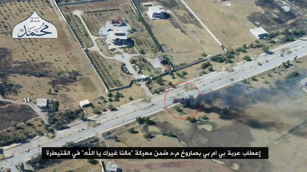 Syrian War: News #14 - Page 3 DDLMoDpXoAAoFok