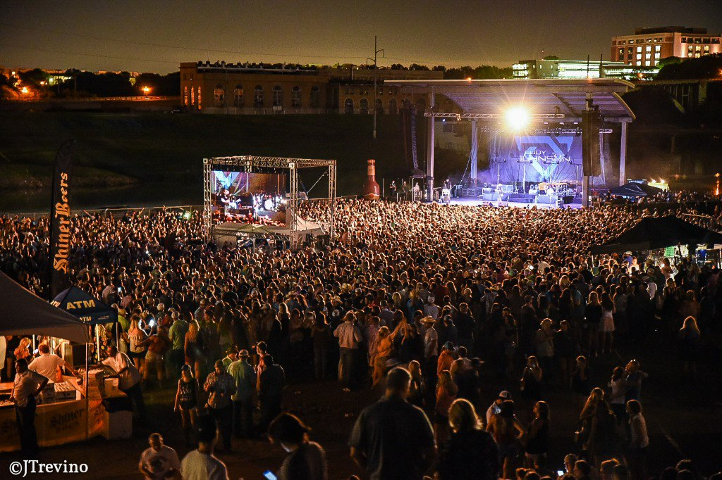 Fort Worth...y'all sure know how to throw one hell of a party! Let's d...