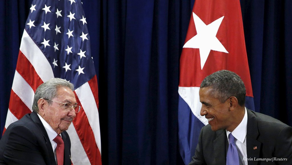How have U.S.-Cuba relations changed since 1959? Explore our timeline to find out: https://t.co/2eXJP0VOrm