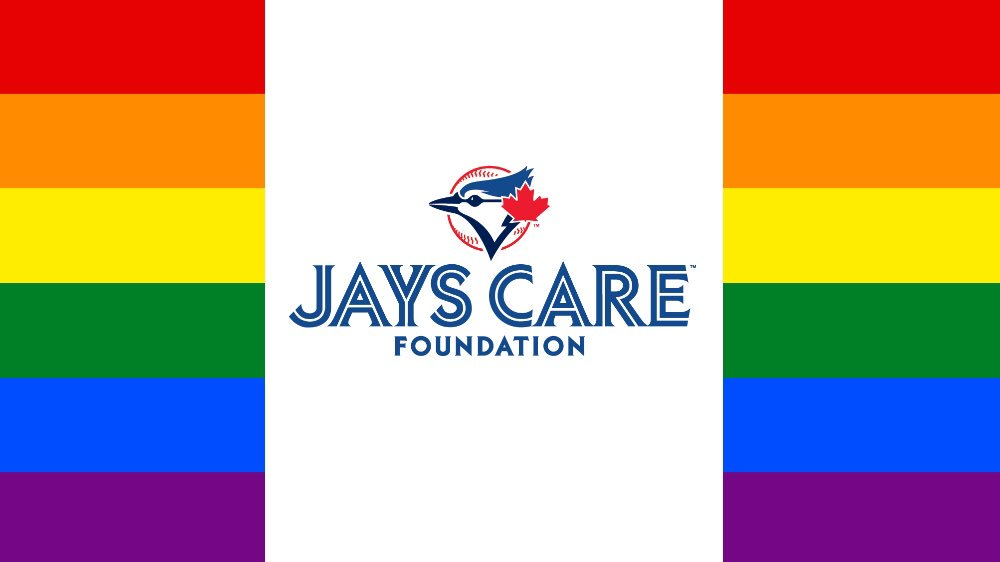 Happy Pride! Proud to support the LGBTQ community and inclusion in spo...