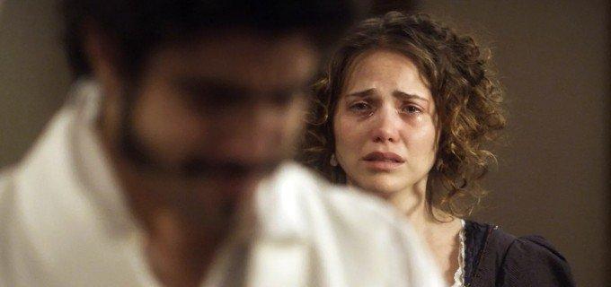 Novo Mundo: Leopoldina fica arrasada quando Pedro assume amante Domitila https://t.co/BXWMIMievd