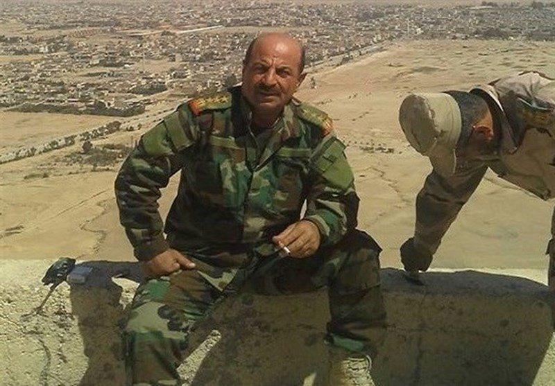#Palmyra: #ISIS has killed #Assad Brigadier General Fouad Kaddour east of #Palmyra today.<br>http://pic.twitter.com/eNcmiOyHlW