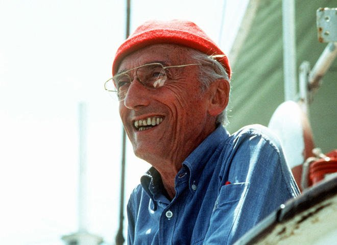 Ocean explorer Jacques Cousteau died #onthisday 20 years ago https://t.co/ElIDWJfSDz