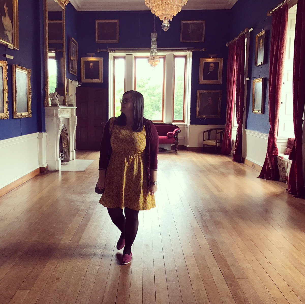 Fab afternoon exploring @WestportHouse! Loved it both inside and out! #westport250 #travelblogger <br>http://pic.twitter.com/YkDcOLsdXP