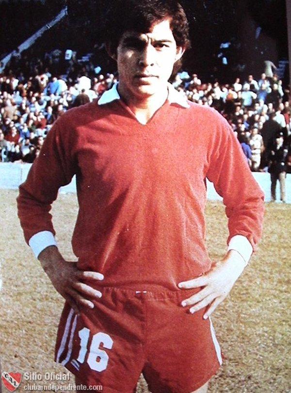 45 años del debut de Bochini