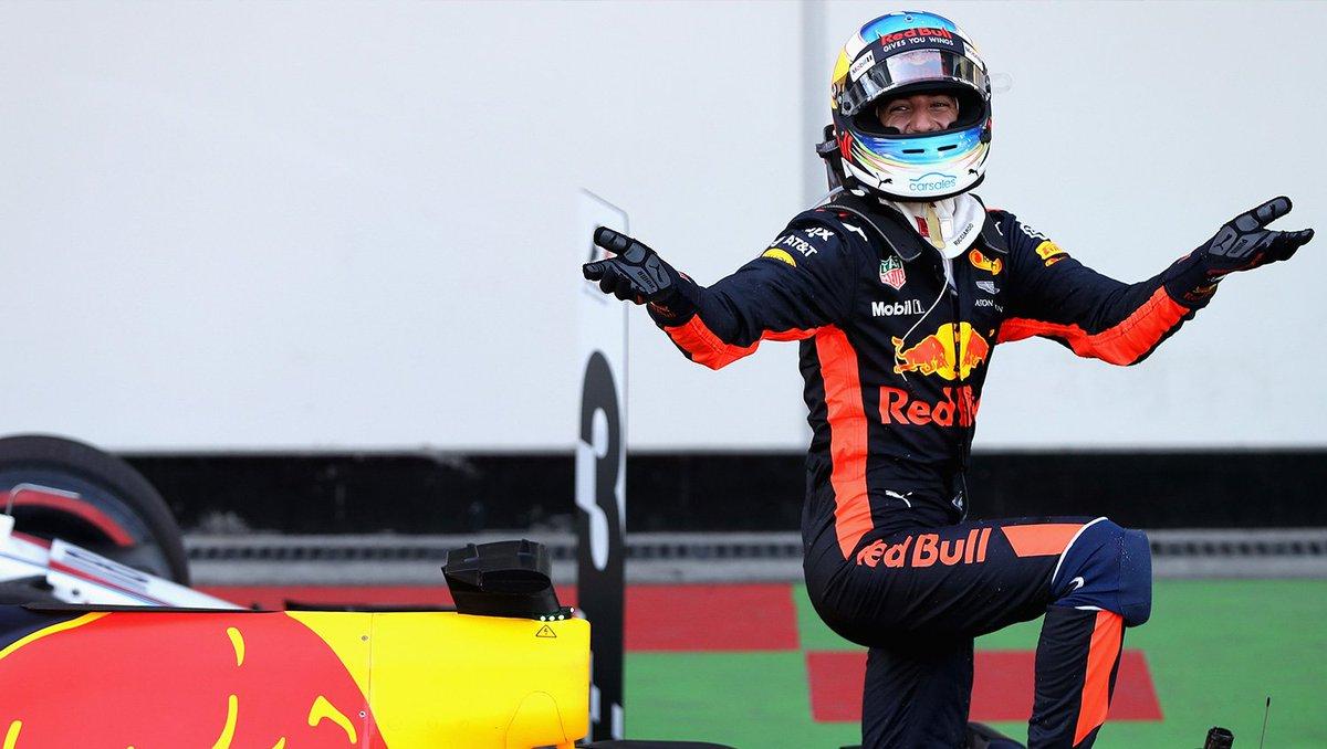 """Formula 1 Baku: Ricciardo vince in Azerbaijian. Vettel punito per """"fallo di reazione"""""""