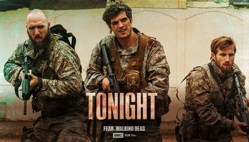 Fear The Walking Dead Temporada 3: Noticias,Fotos y Spoilers.  - Página 4 DDLaaPPXoAAWtay
