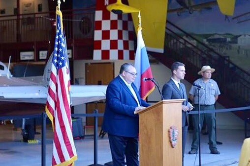 Russian representative Radkov spoke to the historic ties between the United States and Russia #VanWa #pdx #npwest @NPSUrban #aviation<br>http://pic.twitter.com/HQyPoseSsw