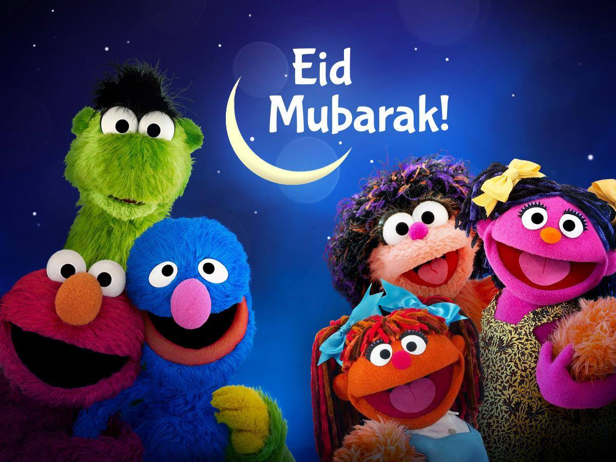 #EidMubarak to all of our friends around the world! Let's celebrate wi...