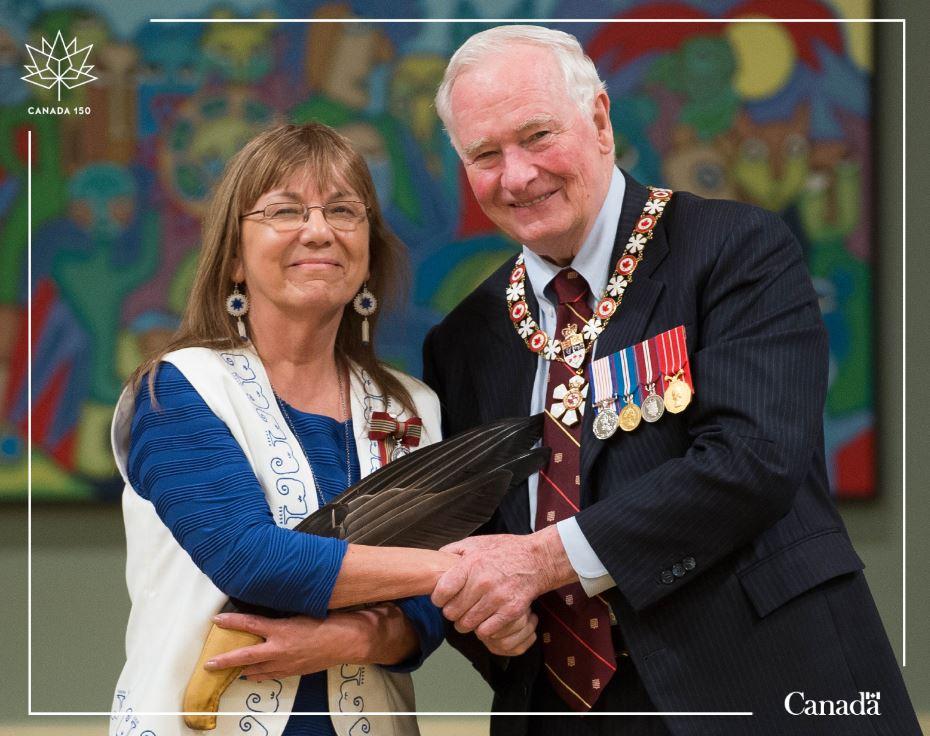 Congratulations #Canada150 Ambassador Im...
