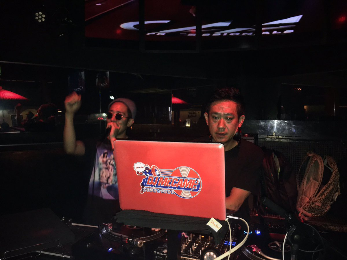 HighFIVE @butterflykyoto  @djmrcamp1973 playing now #butterflykyoto #highfive #sunday #京都 #kyoto #club #kyotoclub<br>http://pic.twitter.com/41FemKCVF3