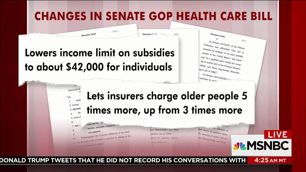Here's why McConnell may not put health care to vote: https://t.co/30TqI5XoWu