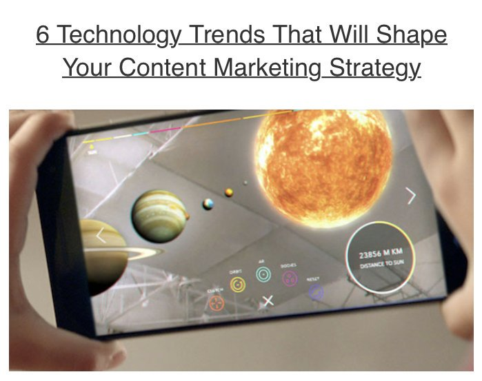 """Trends: """"Digital"""" is disappearing and content will be value-driven   http:// klou.tt/1e7wyq1drx883  &nbsp;   via @newscred #ContentMarketing #ContentStrategy <br>http://pic.twitter.com/fwMoouuNtC"""
