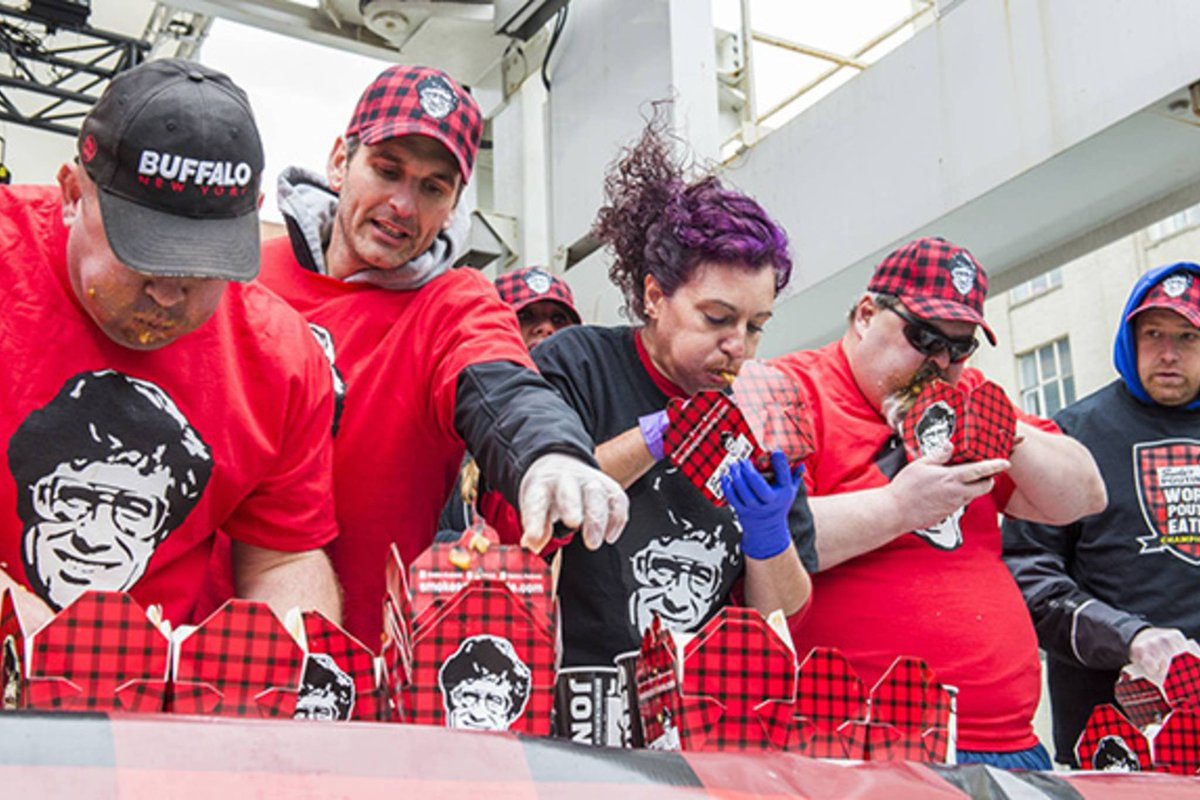 Dont miss the Famous #Poutine Eating Contest today @ 3:45 presented by @poutinerie. (Eaters please arrive 10 mins before) #poutinefest<br>http://pic.twitter.com/l2pBvqJnYh