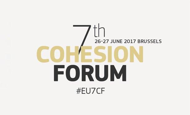 7° Forum sulla coesione - 26 e il 27 giugno 2017 a Bruxelles https://t...