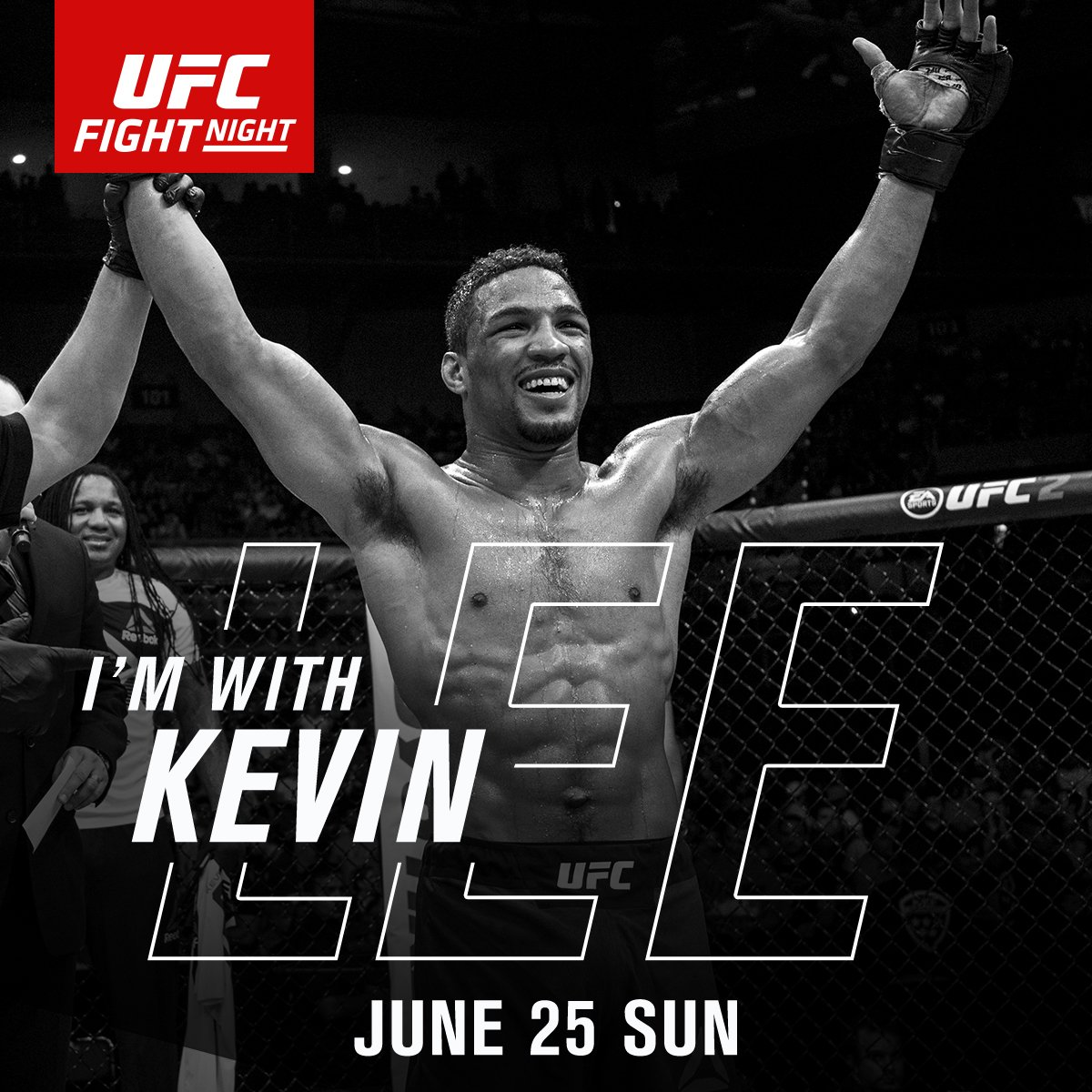 RT if you're w/ The @MotownPhenom | TONIGHT | #UFCOKC | LIVE & FRE...