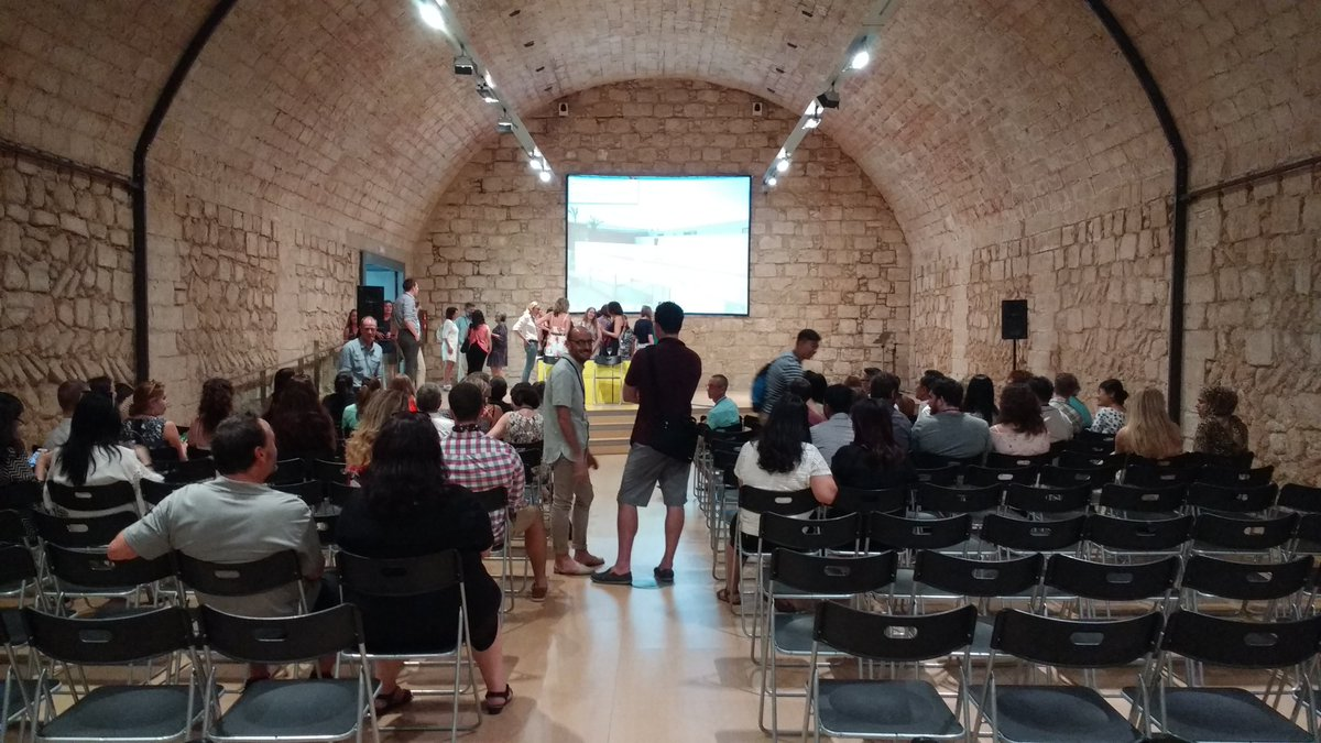 Warmest welcome to the #CTS7  attendees #CriticalTourism #Tourism #Palma #Meeting #Aljub<br>http://pic.twitter.com/asl1dfpOdL