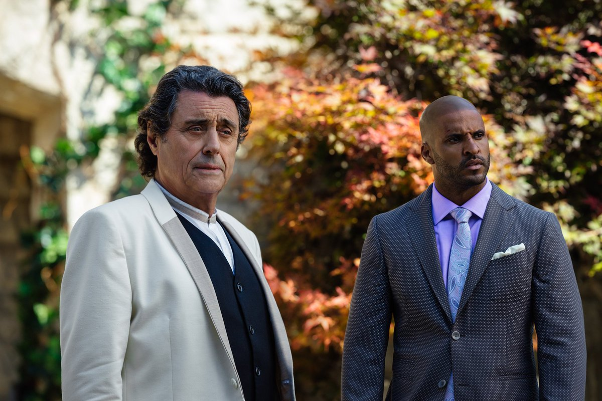 @AmericanGodsSTZ won&#39;t air this week! But check out my review of the finale and #Subscribe to my #YOUTUBE channel:  http:// bit.ly/2tJvcaY  &nbsp;  <br>http://pic.twitter.com/e3VoNVHTLq
