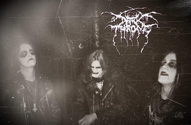 DARKTHRONE  Unholy Darkthrone line up #BlackMetal #OldSchool #Norway #90s<br>http://pic.twitter.com/kYaUn7CxyR