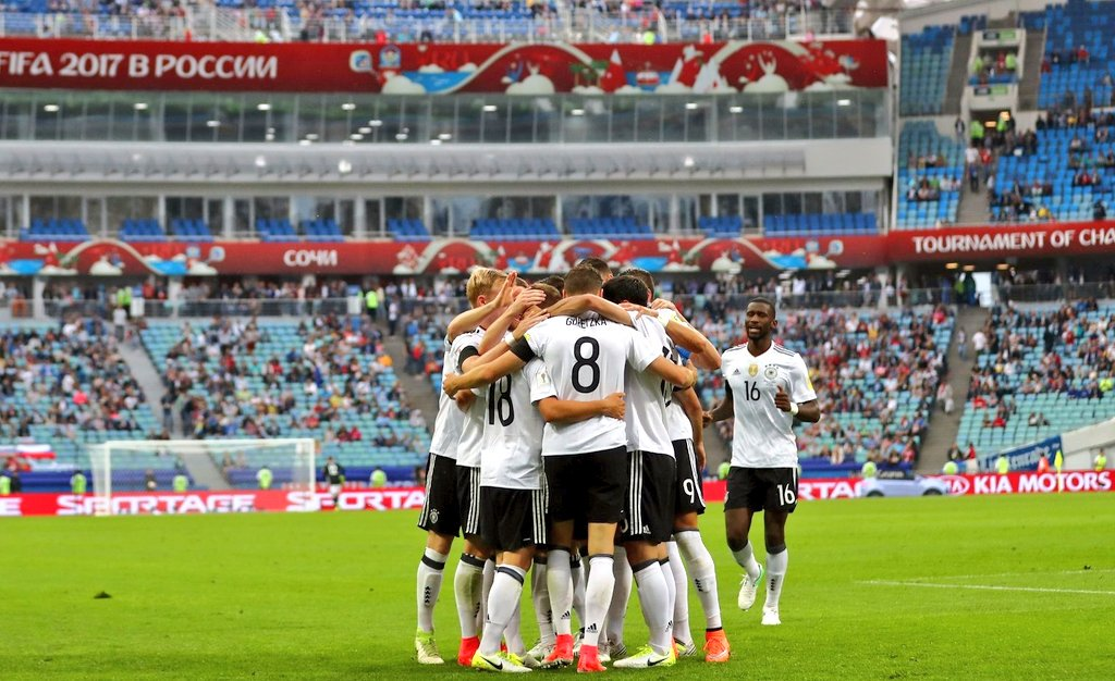 Video: Đức vs Cameroon