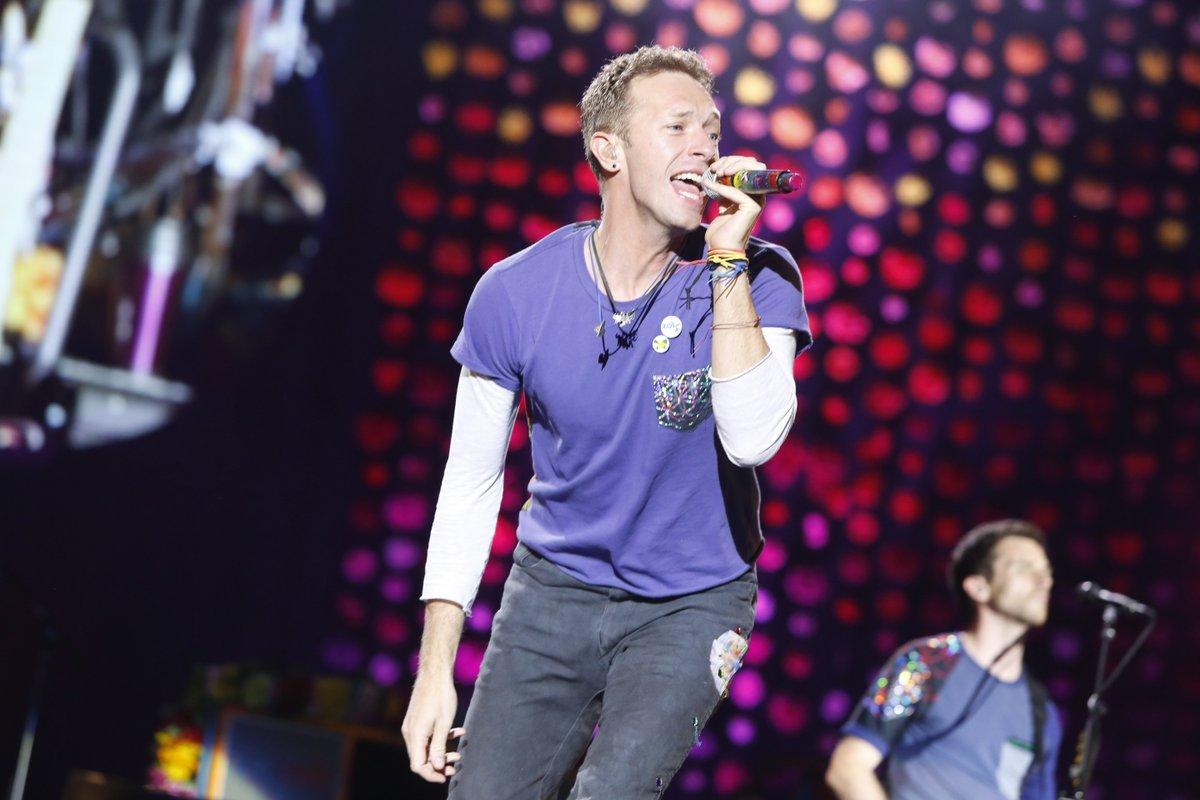 Shows do Coldplay serão em dois grandes estádios brasileiros. https://t.co/cAh82WxIfU